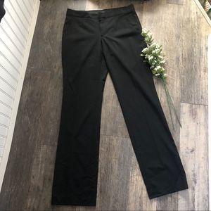Theysken's Theory | Black Wool Blend Pants